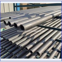 百德厂家直供碳化硅陶瓷管 套管辊棒 传动棒 碳化硅杆