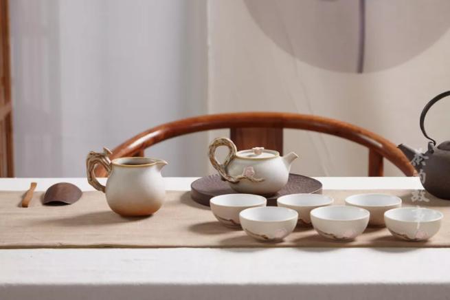 可能要用一辈子的茶具,一定要选好看的!