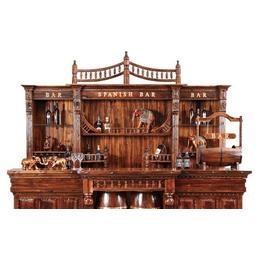 防腐木 酒吧台实木吧台