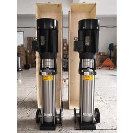 全自动高压电动往复隧道式洗车机配套大流量高压高射程立式水泵