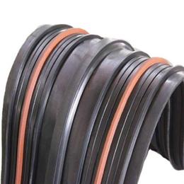 cb型橡胶止水带中埋式651型外贴背贴钢边建筑*止水带防水