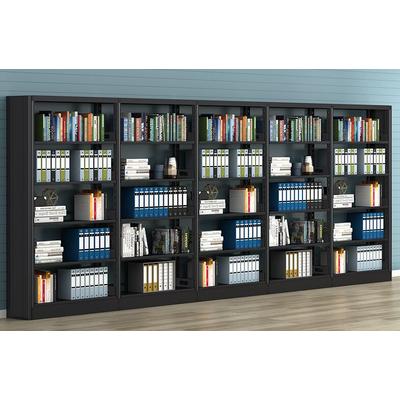 钢制书架学校图书馆书架
