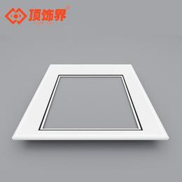 DSJ-LP-039-60  砂白+黑色线框