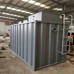 四川MBR膜污水处理一体化设备厂家报价 贝恒机电污水处理