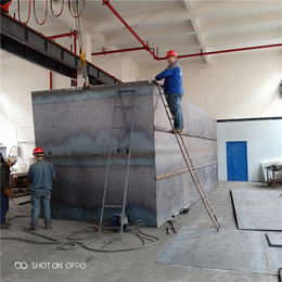 涪陵一体化污水处理设备供应厂家 贝恒机电污水处理