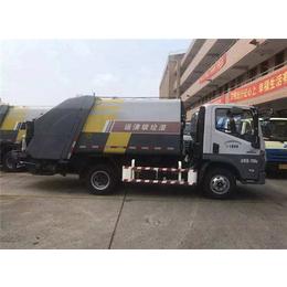 垃圾分类清理车-10吨12吨垃圾分类的新型车款报价说明