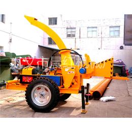 晨红机械-山西小型移动树枝粉碎机-小型移动树枝粉碎机厂家