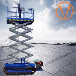 履带升降机 履带式升降平台 大冶市登高平台制造 星汉机械