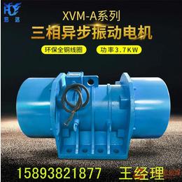 XVMA-160-6三相六级振动电机  亚博国际版惯性振动器