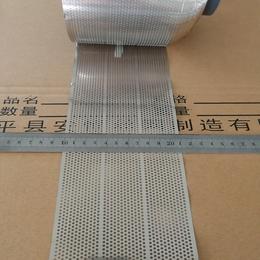 锂电池镍网 镍圆孔网 镍板冲孔网 镍孔网厚度0.05mm