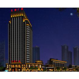 楼宇亮化工程-安徽超凡-经验丰富-合肥亮化工程
