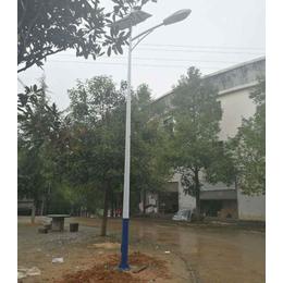 井冈山太阳能路灯-易美特照明路灯安装-太阳能路灯柱