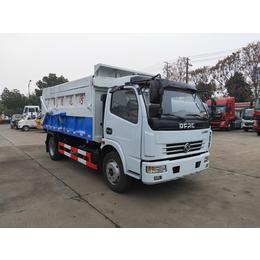 环保运输污泥车 容积5立方污泥运输车介绍
