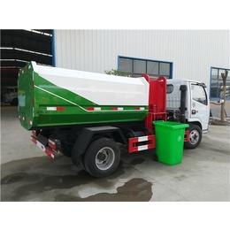 垃圾分类车的价格 5方分类垃圾车售价 垃圾车