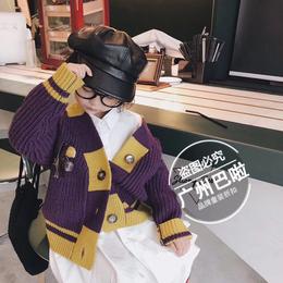Strongbebe韩国时尚童装春季平安国际娱乐折扣货源供应厂家