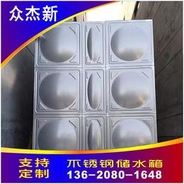 随州不锈钢消防水箱304 保温水箱定制做 焊接式消防水箱厂家缩略图