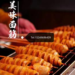 烤面筋串沾料的做法 烤面筋窍门
