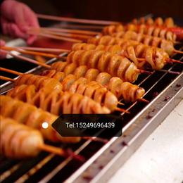 自制面筋串的做法 烤面筋技术配方