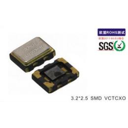温补帖片晶体振荡器VC-TCXO-3225