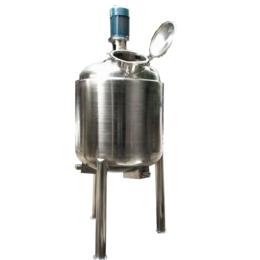 莞盈1000L不锈钢液体搅拌罐真空反应釜夹层加热搅拌罐