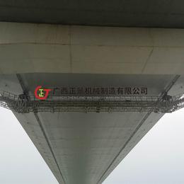 桥底检修小车钢结构桥梁检查车