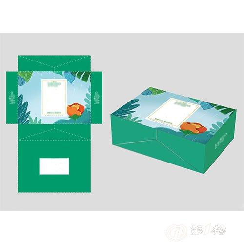 创意包装盒设计展开图图片