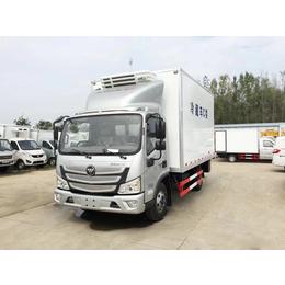 广西省铝合金 冷冻箱式运输车厂家直售