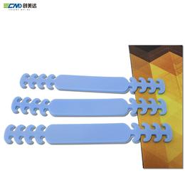 韶关加工定做硅胶零件高性价比 武汉防勒防疼硅胶延长带柔软舒适