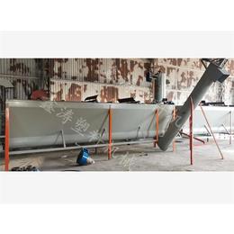 鑫涛塑料机械(在线咨询)-内蒙古漂洗槽-涡电流漂洗槽
