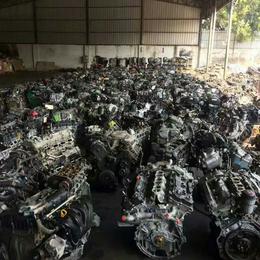 大量回收奔驰宝马保时捷发动机变速箱三元催化