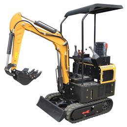 阿坝挖掘机-冠森机械-小型挖掘机厂家