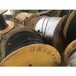 成都回收12芯GYTA光缆高价回收48芯GYTS光缆
