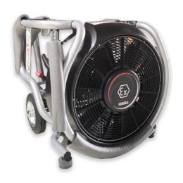 电动防爆排烟机ESX230法国雷德尔三相电机