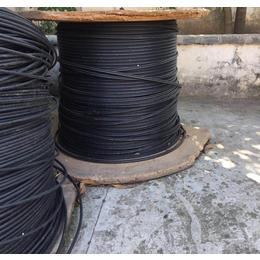 广元高价回收层绞式室外单模铠装GYTS 48B1.3光纤光缆