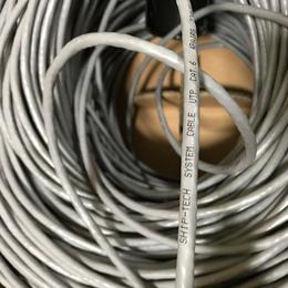 四川阿坝州回收网线回收富通超5类网线高价收购华为六类网线