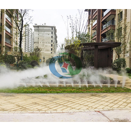 东海景观造雾-华都伟创-景观造雾工程
