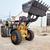 矿用井下装载机A巷道用窄体铲车使用方法缩略图1
